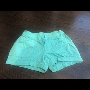 Girls Crazy 8 shorts size 8
